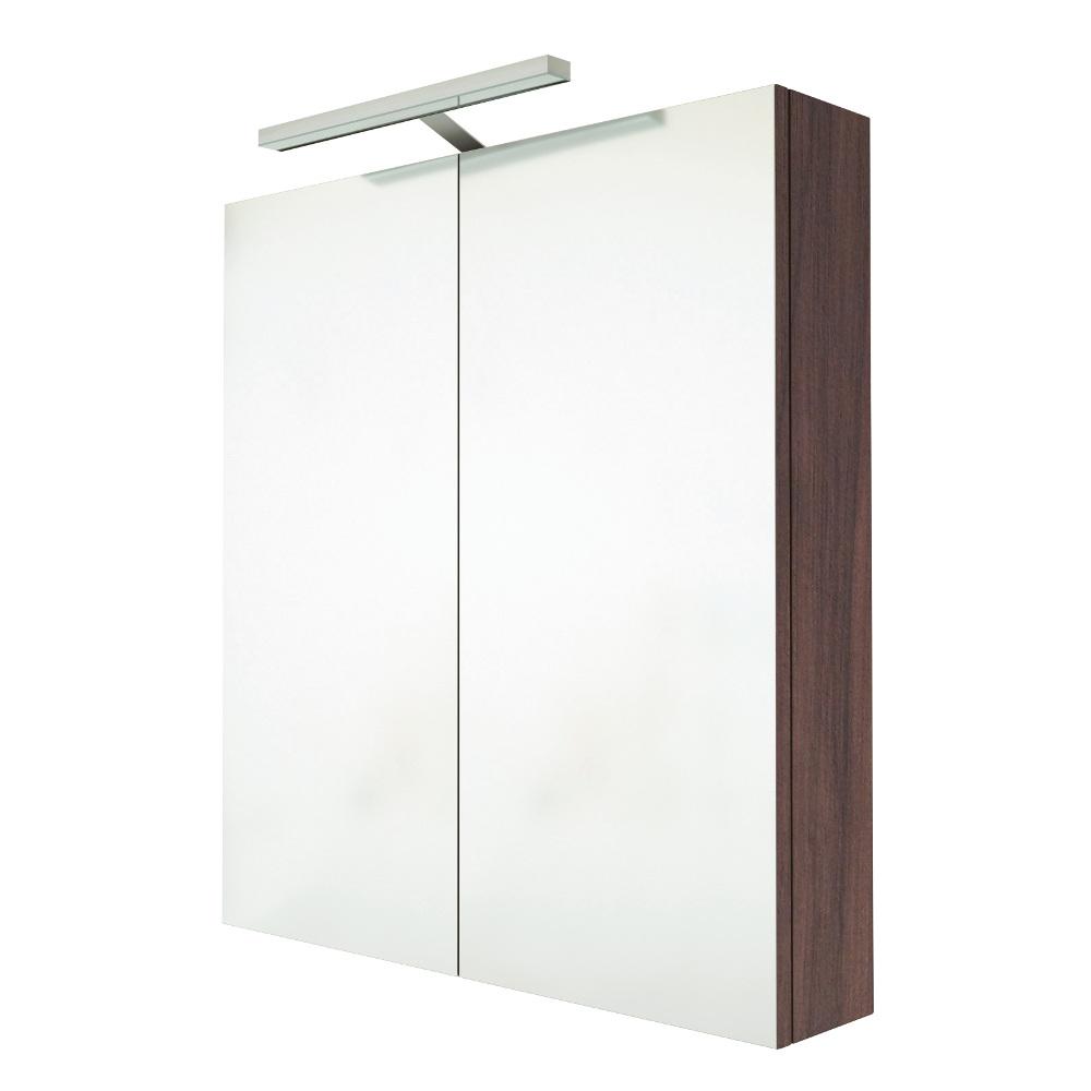 bathroom mirror cabinet light shaver socket